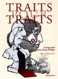 "Couverture du livre ""Traits pour traits"" - George Sand, Dessins de (...)"